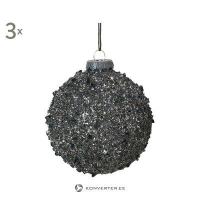 Jõuluehete Komplekt 3-Osaline Glitter (Broste Copenhagen)