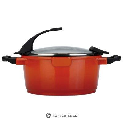 Orange pressure pot virgo (berghoff)