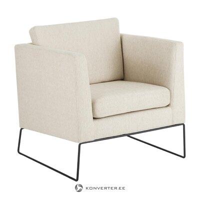 Balts krēsls (milo)