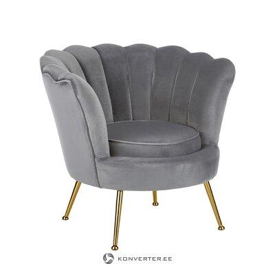 Pelēkā zelta krēslu austere (Anderson)