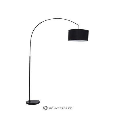 Black floor lamp (niels)