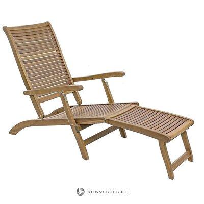 Masīvkoka dārza krēsls noemi (bizzotto)