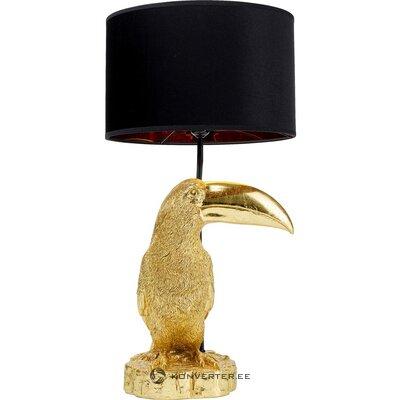 Дизайнерская настольная лампа toucan (kare design)