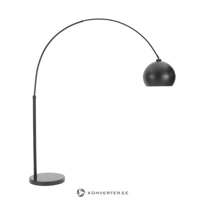 Black floor lamp (toronto)