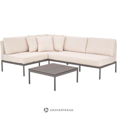 Комплект садовой мебели (липа)