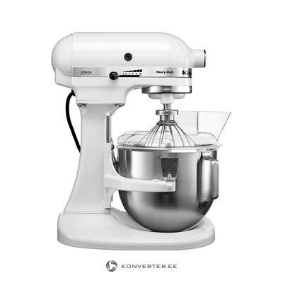 Baltas 7 dalių virtuvinis kombainas (kitchenaid)