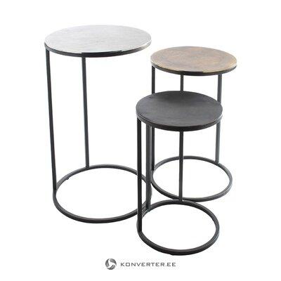 Sofos stalo komplektas 3 dalių (Calvin)