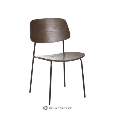 Dark brown chair (nadja)