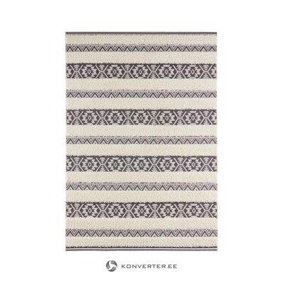 Kuviollinen matto indie (hanse home)