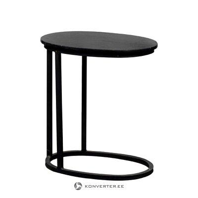 Small black coffee table alexa (alexandra house)