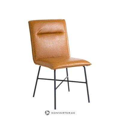 Ruda kėdė kira (Aleksandros namas)