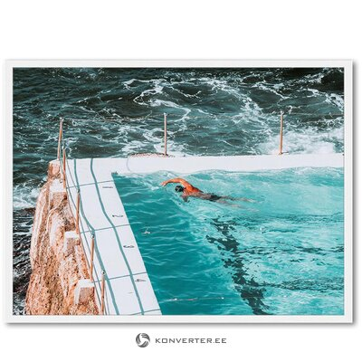 Seinapilt Pool Next To The Ocean (Any Image)