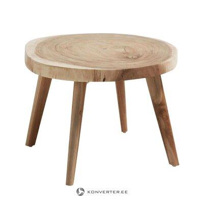 Masīvkoka kafijas galdiņš wellcres (julia grup)