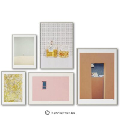 Mural set 5-piece fashion (novictus)