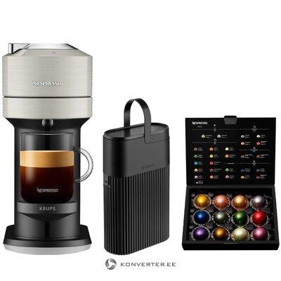 Capsule coffee machine vertuo next (groupe seb)