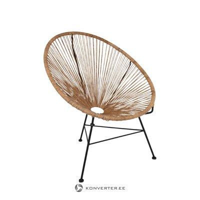 Design armchair (bahia)