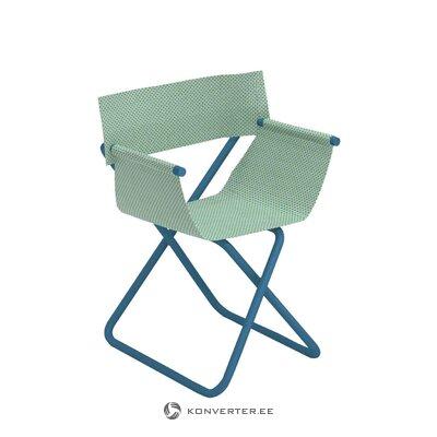 Sulankstoma sodo kėdės snaudimas (emu)