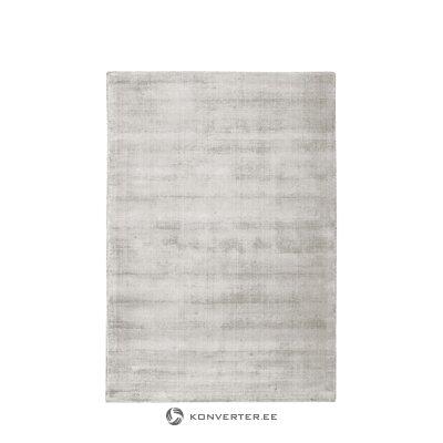 Käsinkudottu viskoosimatto Jane 160 x 230 cm (puutteellinen hallinäyte)
