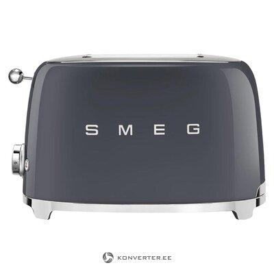 Тостер в стиле ретро (smeg)