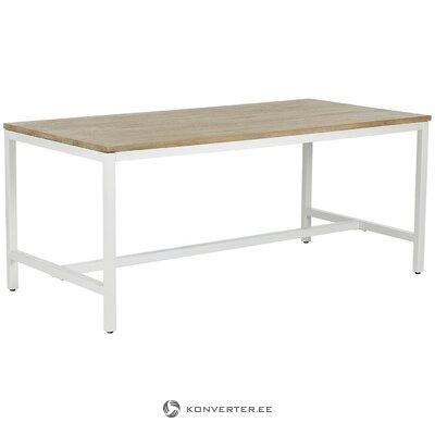 Ruokapöytä raaka (Jill & Jim)
