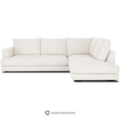 Light large corner sofa (tribeca)
