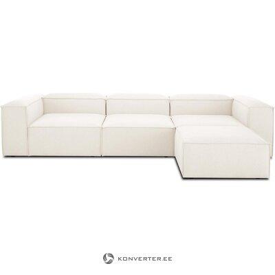 Lengva modulinė sofa (skrydžio metu)