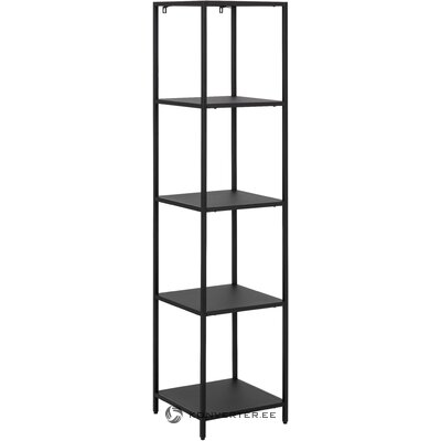 Black high shelf newton (actona)