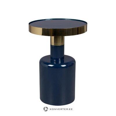 Aukso-juodos spalvos kavos staliukas (zuiveris)