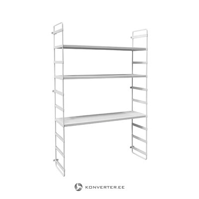 White wall shelf (adeline)