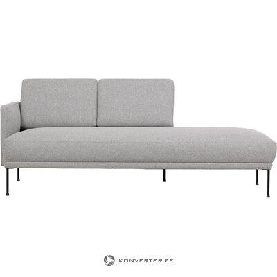 Маленький серый диван (fluente)