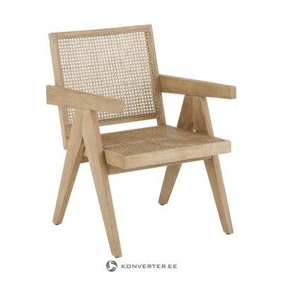 Beige design tuoli (sissit)