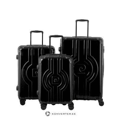 Большой чемодан венга