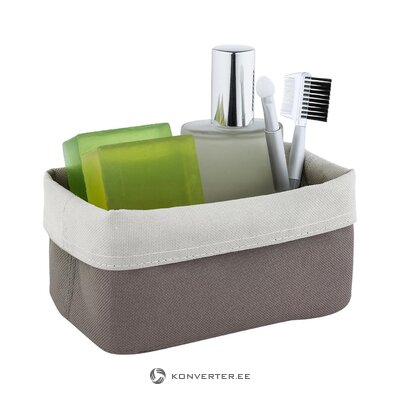 Bathroom storage basket ara (blomus)