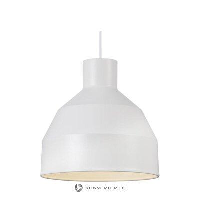 Белый подвесной светильник william (nordlux)