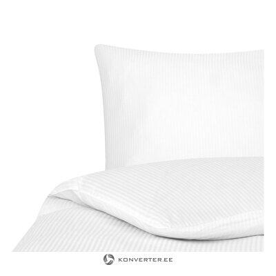 Комплект светлого постельного белья (стелла)