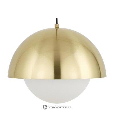 Подвесной светильник из белого золота (lucille)