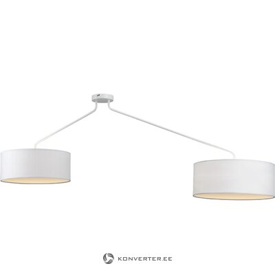 Белый потолочный светильник rollo (sollux)