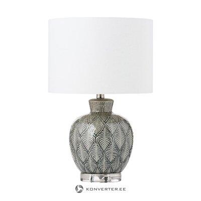 Керамическая настольная лампа brooklyn (miraluz)