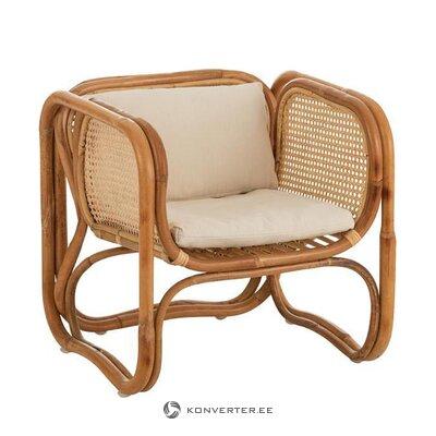 Маленькое кресло с дизайном из ротанга gloria (jolipa)