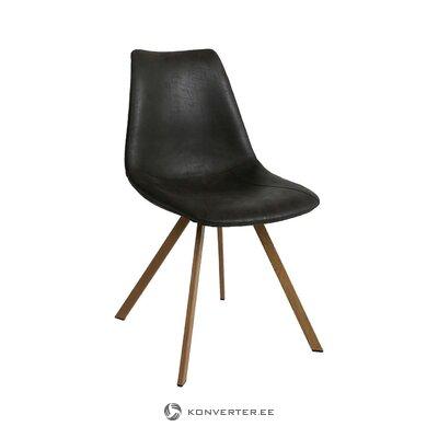 Musta tuoli zobel (canett)