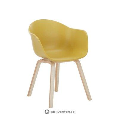 Желтый стул (Клэр)