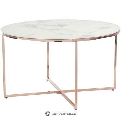 Журнальный столик под мрамор (антигуа)