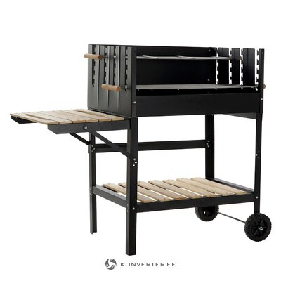 Charcoal grill clause (detall item)