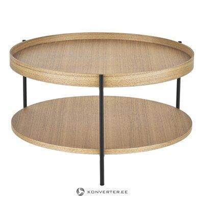 Светло-коричневый журнальный столик renee
