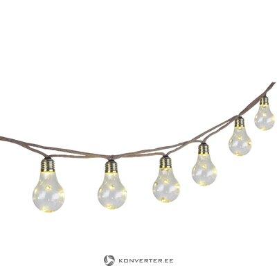 """LED šviesos grandinės sara (""""Globo"""" apšvietimas)"""