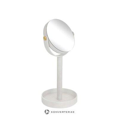 Cosmetic mirror mezza (wireworks)