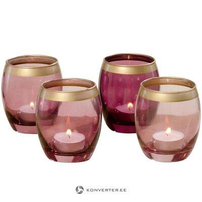 Žvakių laikiklis 4 vnt. Jolina (boltze)