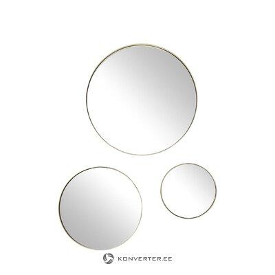 Wall mirror set (ivy)