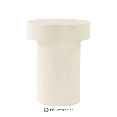 White coffee table baratti (jotex)