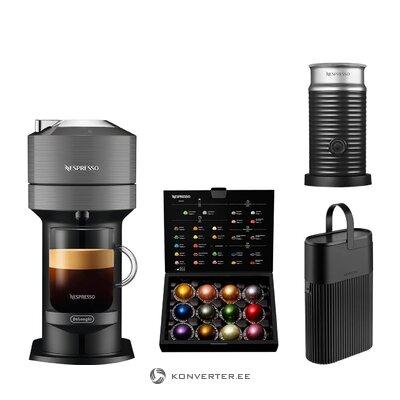 Coffee capsule machine vertuo next (de´longhi)